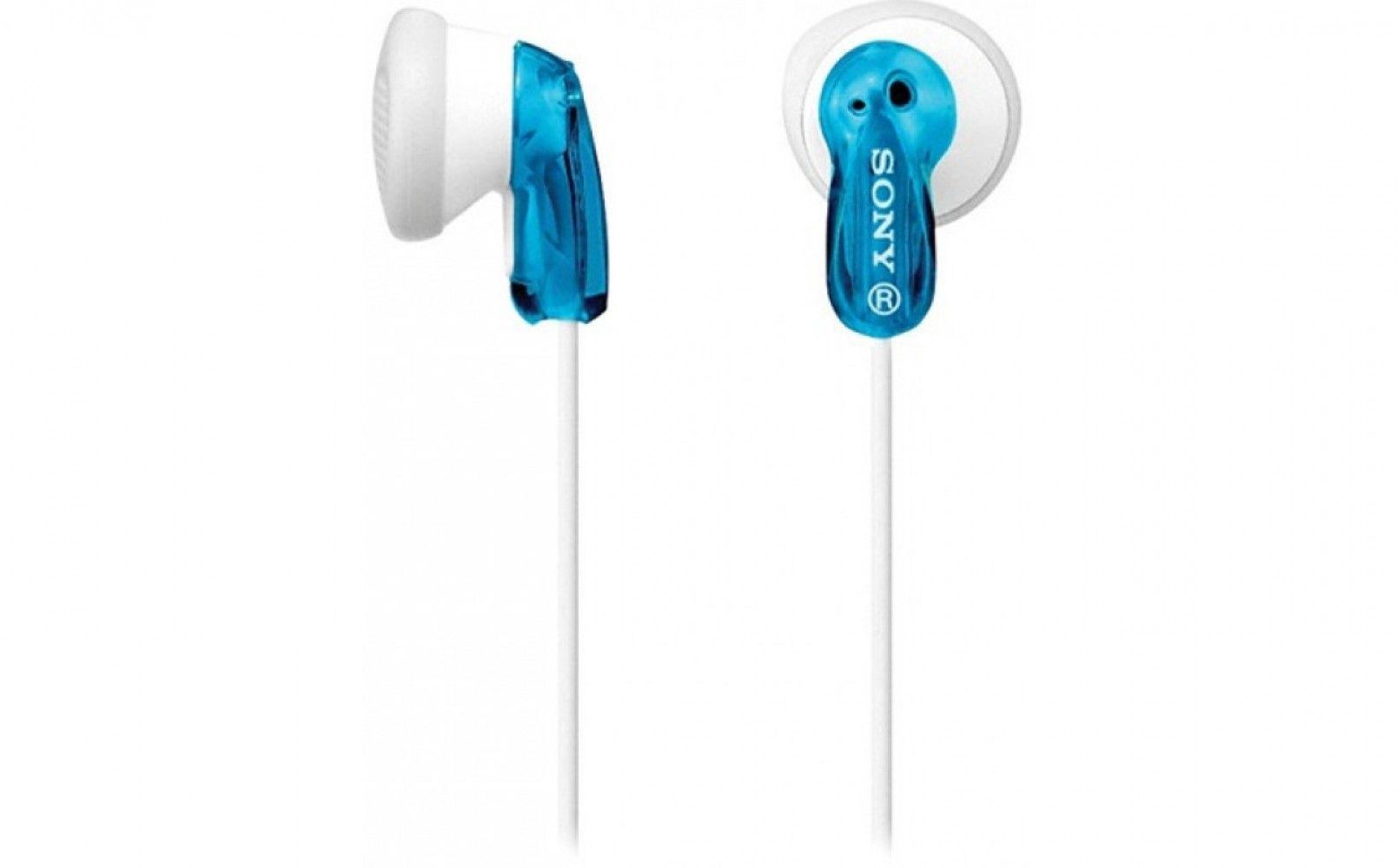 Купить Наушники и гарнитуры, Наушники Sony MDR-E9LP blue