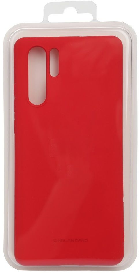 Купить Панель BeCover Matte Slim TPU для Huawei P30 Pro (BC_703410) Red