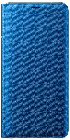 Купить Чехлы для мобильных телефонов, Чехол-книжка Samsung Wallet Cover для Samsung Galaxy A9 2018 (EF-WA920PLEGRU) Blue