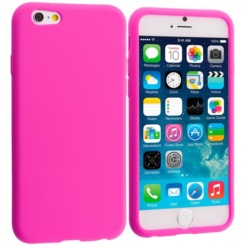 Купить Накладка Apple TPU Original Iphone 6 Pink, Other
