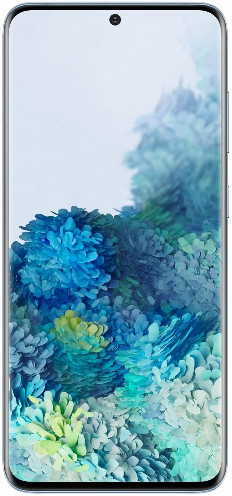 Смартфон Samsung Galaxy S20 (SM-G980FLBDSEK) Light Blue