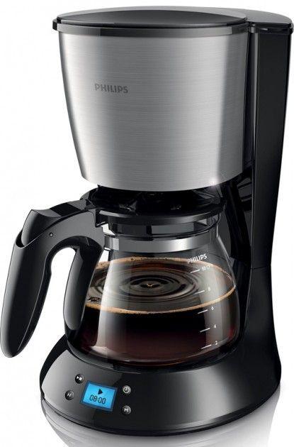 Купить Кофеварки, Капельная кофеварка PHILIPS HD7459/20