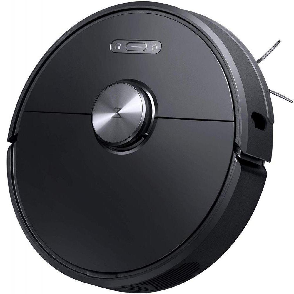 Робот-пилосос RoboRock S6 Vacuum Cleaner (S652-02) Black