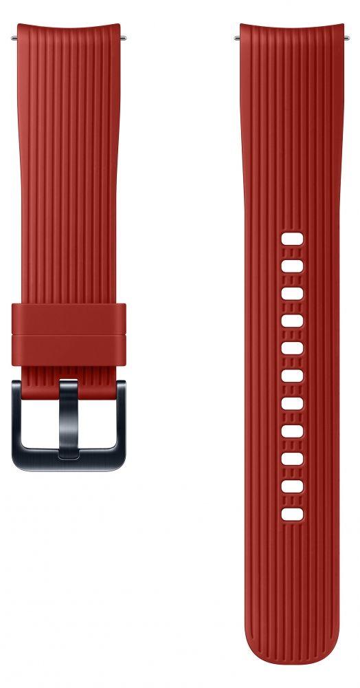 Купить Аксессуары для смарт-часов и смарт-браслетов, Ремешок Samsung для Galaxy Watch 42 mm (ET-YSU81MREGRU) Red