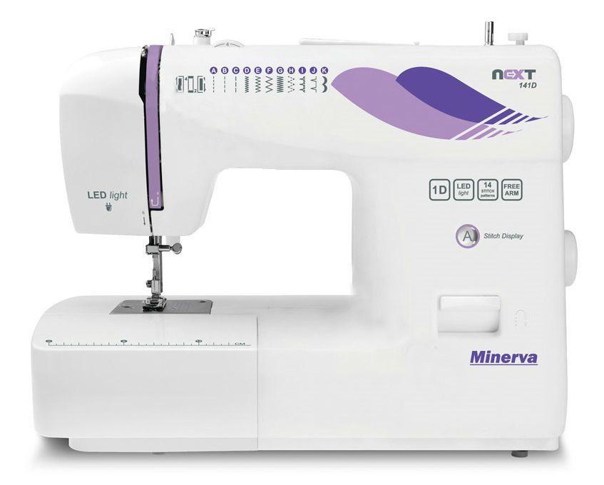 Купить Швейные машинки, Швейная машина Minerva Next 141D