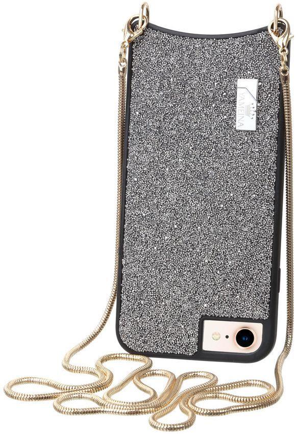 Чехлы для мобильных телефонов, Чехол Leather Wallet Becover для Apple iPhone 6/6s/7/8 (703629) Silver  - купить со скидкой