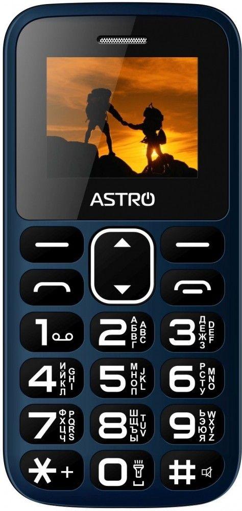 Купить Мобильный телефон Astro A185 Navy
