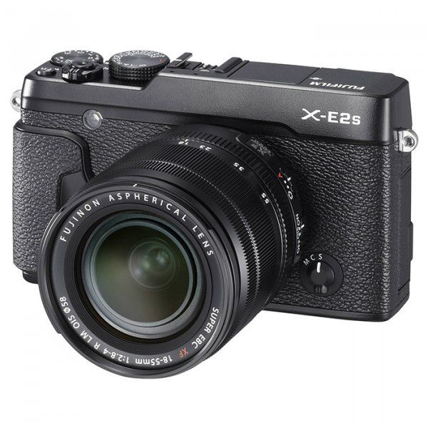 Купить Фотоаппарат Fujifilm X-E2S + XF 18-55mm F2.8-4R Kit Black (16499227)