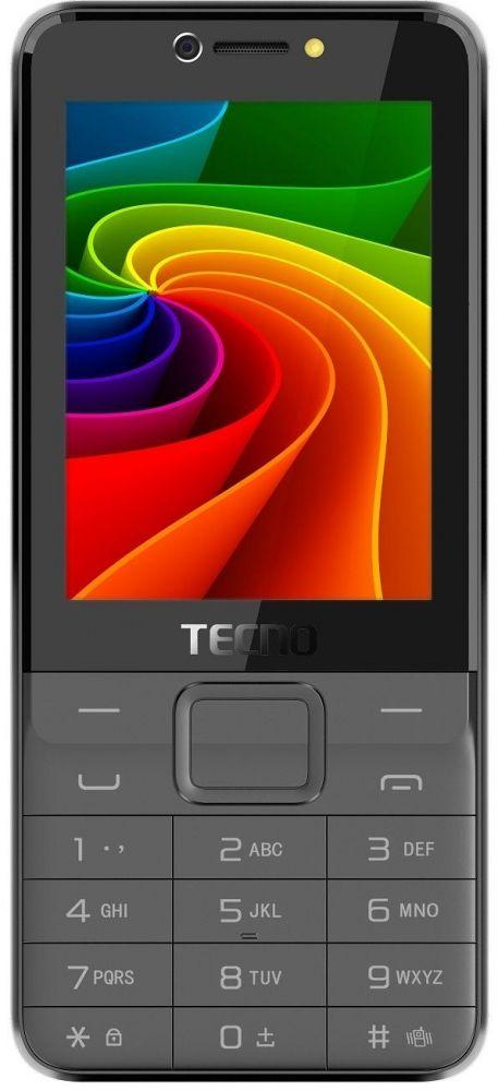 Купить Мобильный телефон Tecno T473 Space gray