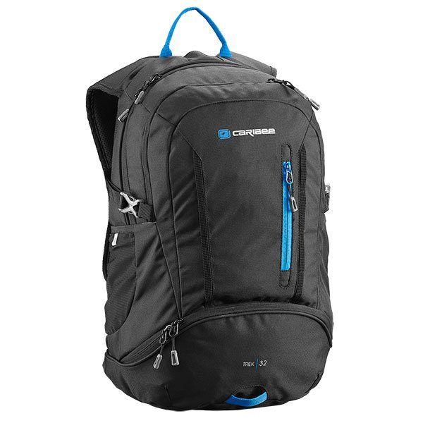 Купить Спортивные сумки, Рюкзак туристический Caribee Trek 32 Black
