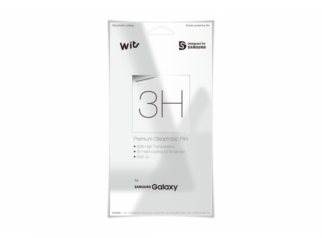 Купить Защитные пленки, Защитная пленка Samsung A8+ 2018 (GP-A730WSEFAAA)