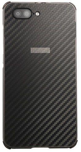 Купить Чехол Premium Carbon Cover Asus Zenfone 4 MAX Black, Book Cover