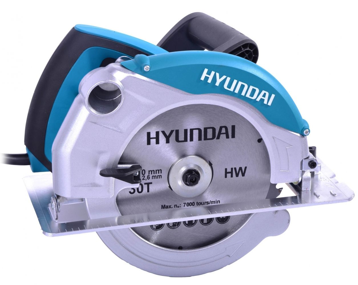 Купить Циркулярные пилы, Пила циркулярная Hyundai C 1800-210