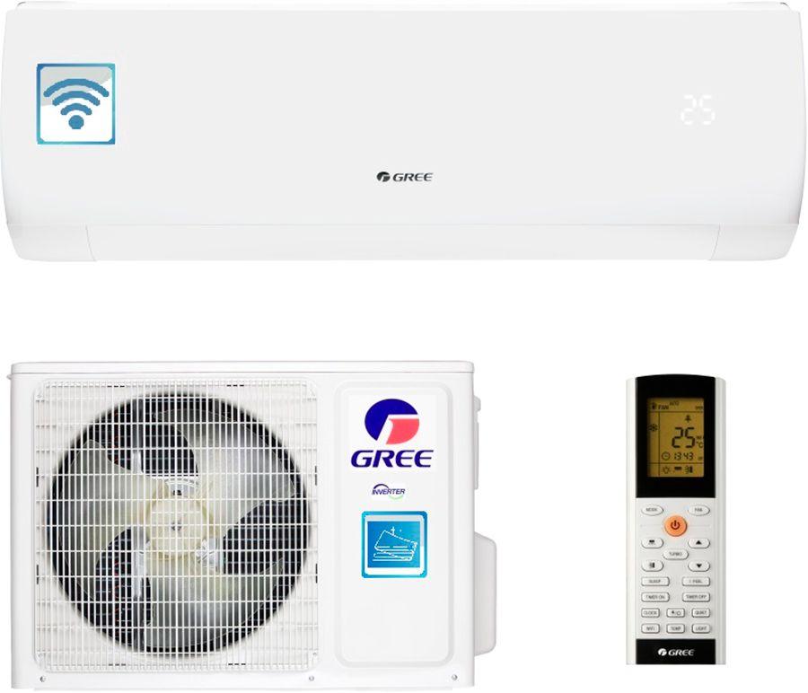 Купить Кондиционеры, Кондиционер GREE GWH12AFC-K6DNA1D (MUSE INVERTER) Wi-Fi