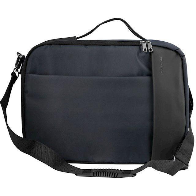 Купить Сумки / чехлы для ноутбуков, Сумка-рюкзак трансформер для ноутбука Modecom Trenton 15.6 (TOR-MC-TRENTON-BLU) Blue