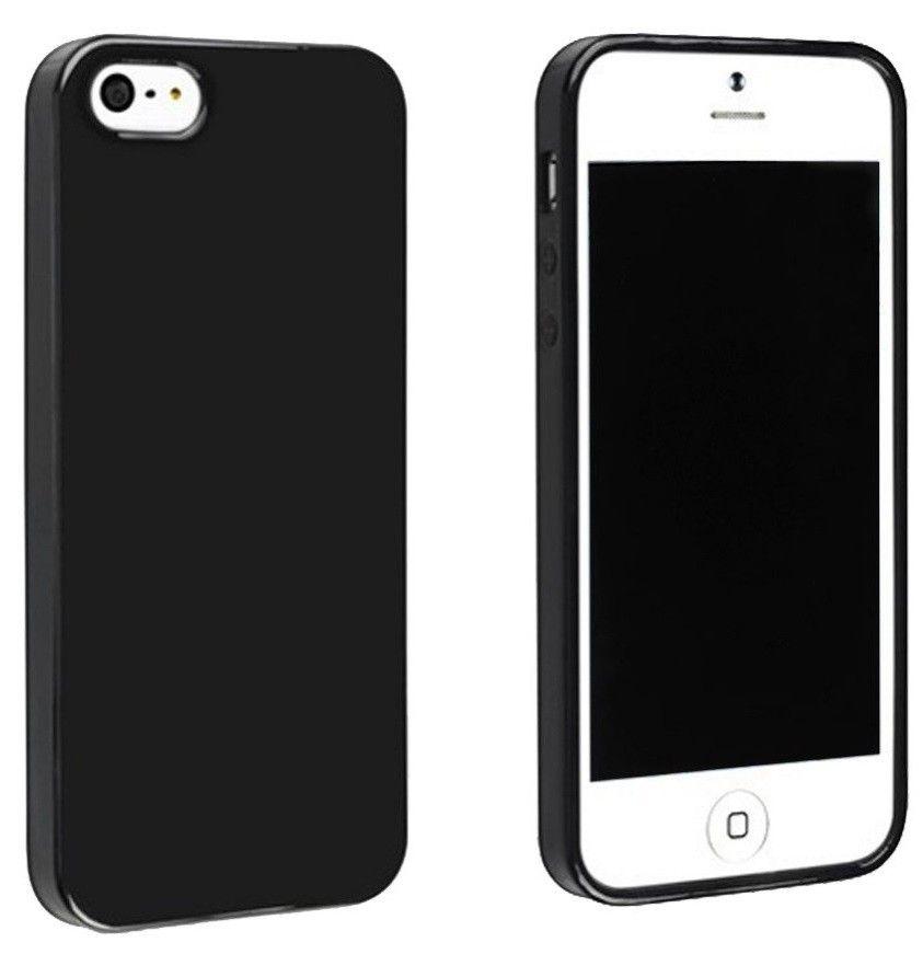 Купить Накладка TPU Original iPhone 5 Black, Other