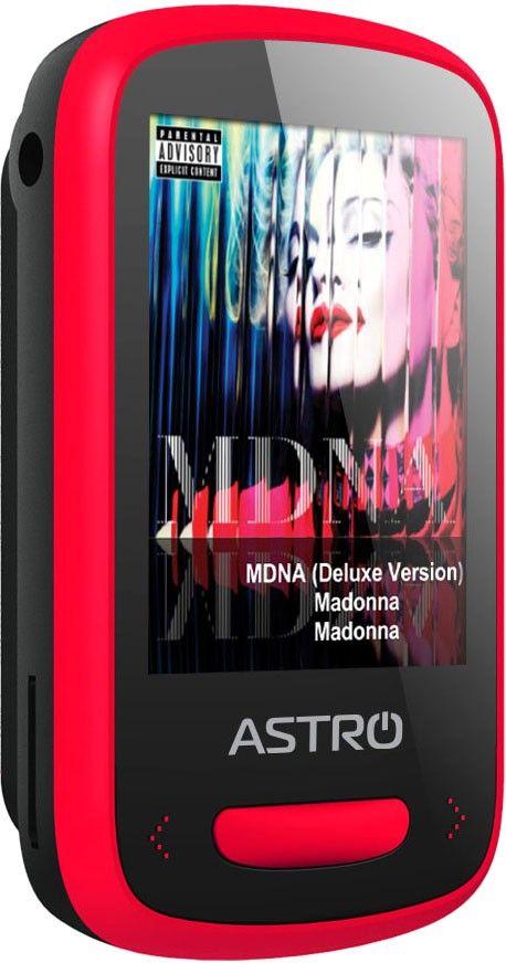 MP3-плеер Astro M4 8GB Black/Pink