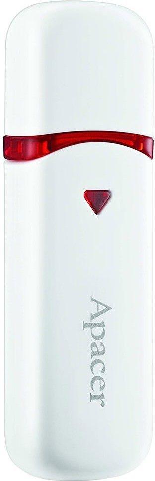 Купить USB флеш накопитель Apacer AH333 16GB White (AP16GAH333W-1)