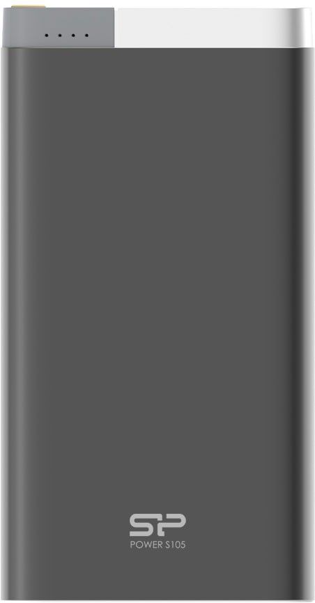 Купить Портативная батарея Silicon Power S105 10000 mAh (SP10KMAPBK105P0K) Black