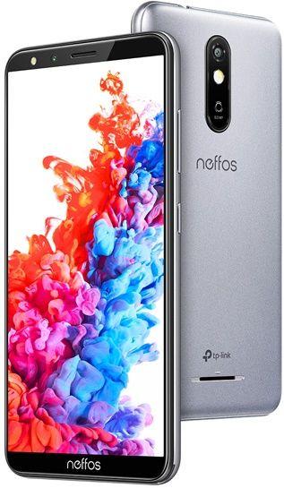 Купить Смартфоны, Смартфон TP-LINK Neffos C7 Lite (TP7041A22) Gray