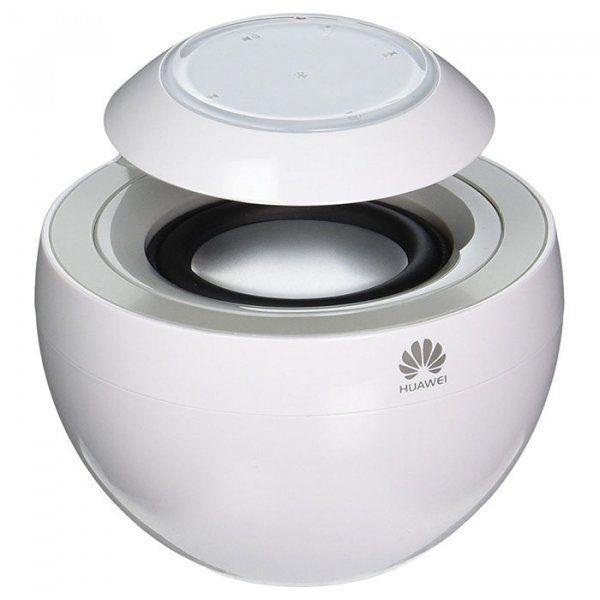 Купить Портативная акустика Huawei AM08 Bluetooth Speaker White (02452544)