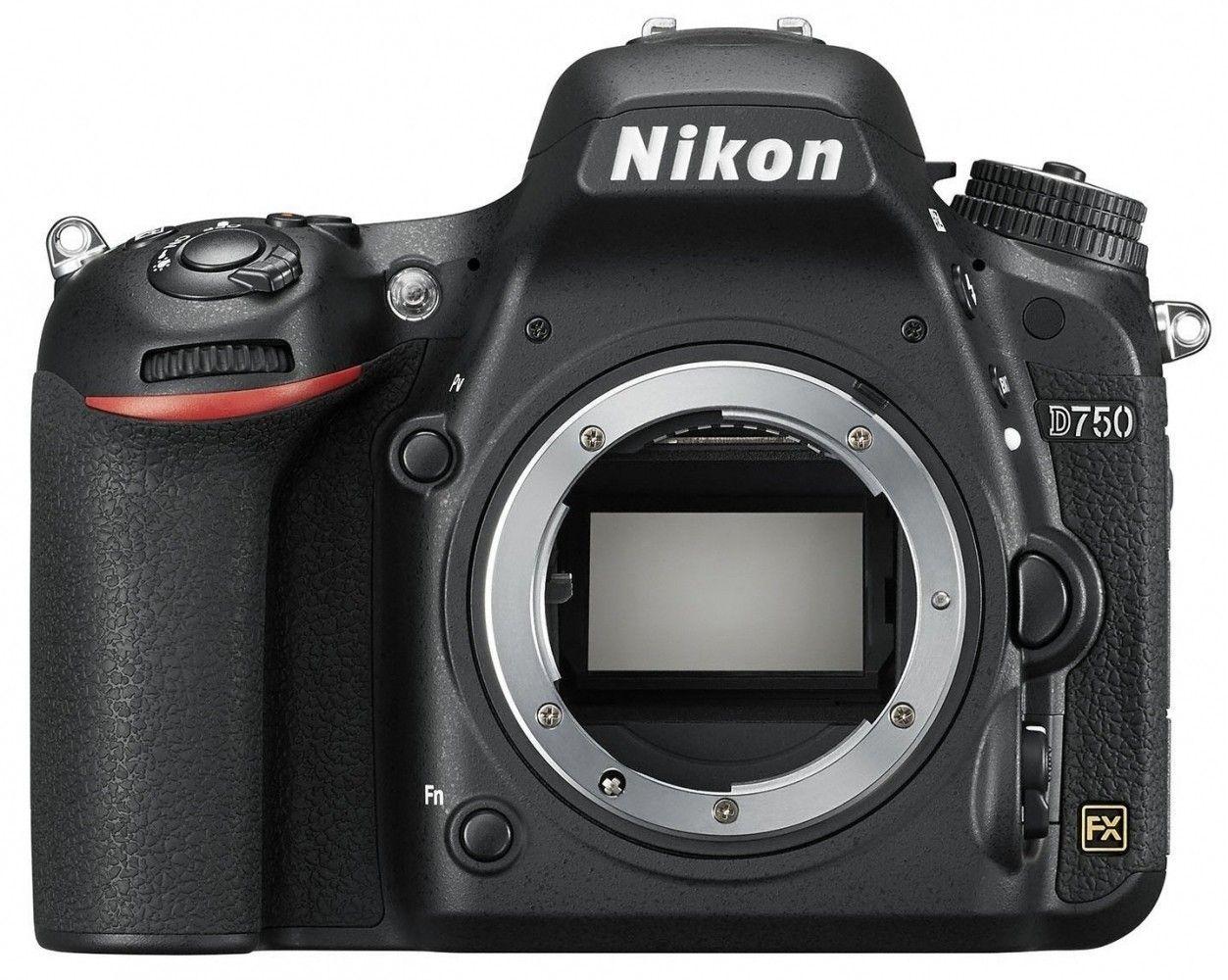 Купить Фотоаппарат Nikon D750 Body (VBA420AE)