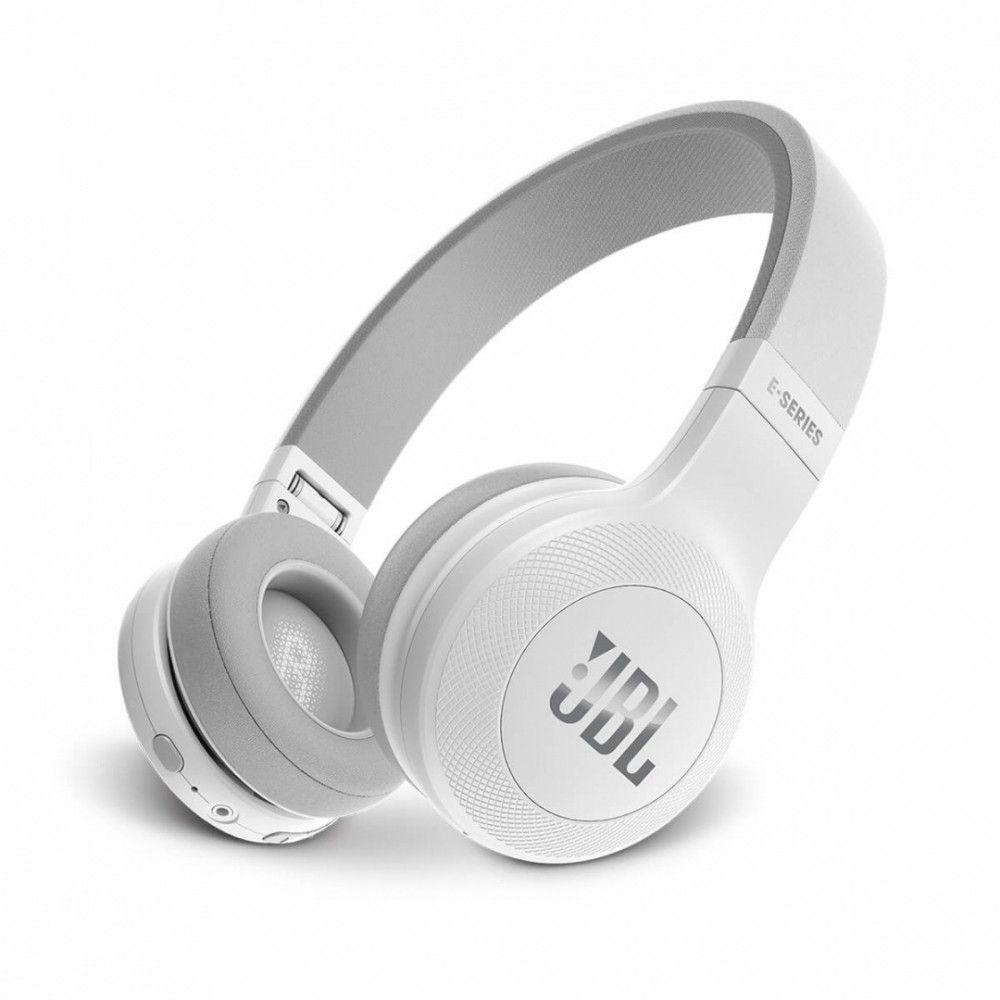 Купить Наушники и гарнитуры, Наушники JBL On-Ear Headphone Bluetooth E45BT White (JBLE45BTWHT)
