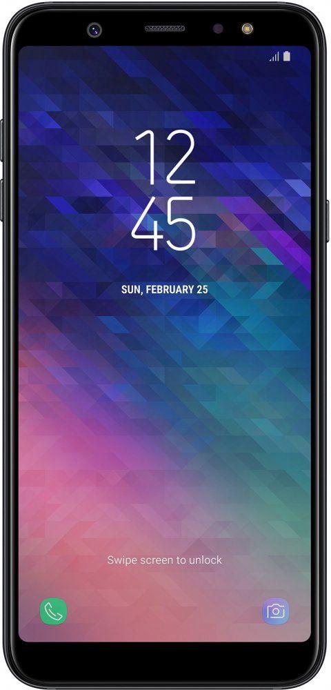 Купить Смартфоны, Смартфон Samsung Galaxy A6+ SM-A605 3/32GB (SM-A605FZKNSEK) Black