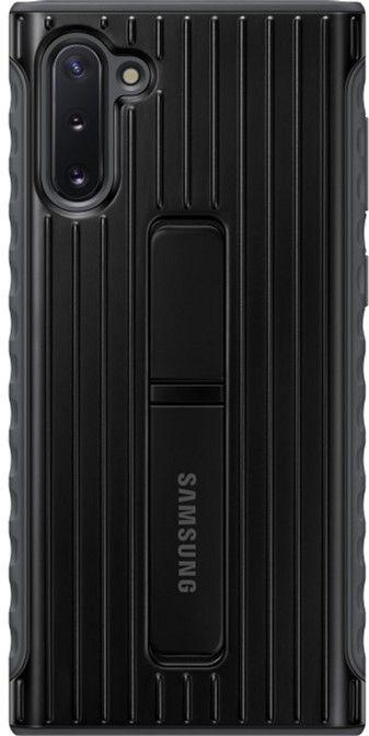 Чехол-накладка Samsung Protective Standing Cover для Samsung Galaxy Note 10 (EF-RN970CBEGRU) Black от Територія твоєї техніки