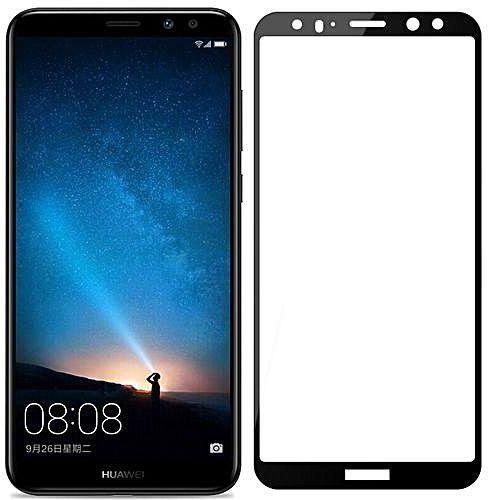 Купить Защитное стекло Mocolo Full Cover Huawei mate 10 Lite Black