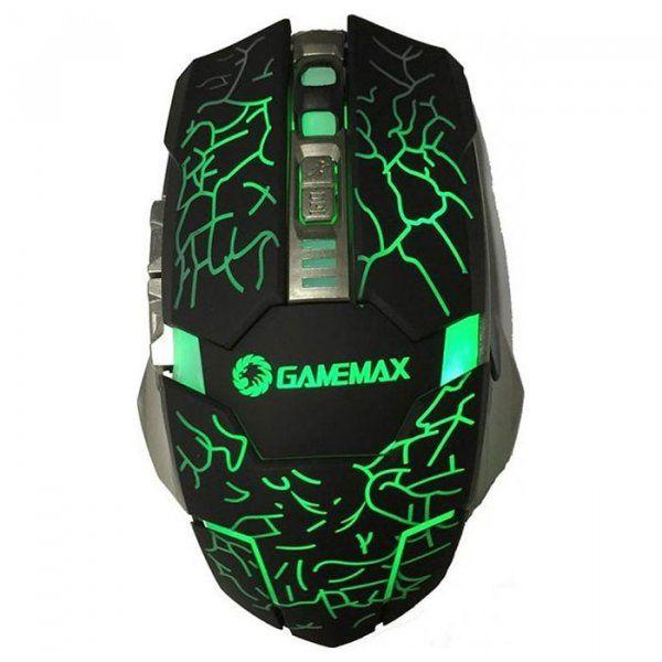 Купить Мышь GameMax GX1 USB Black