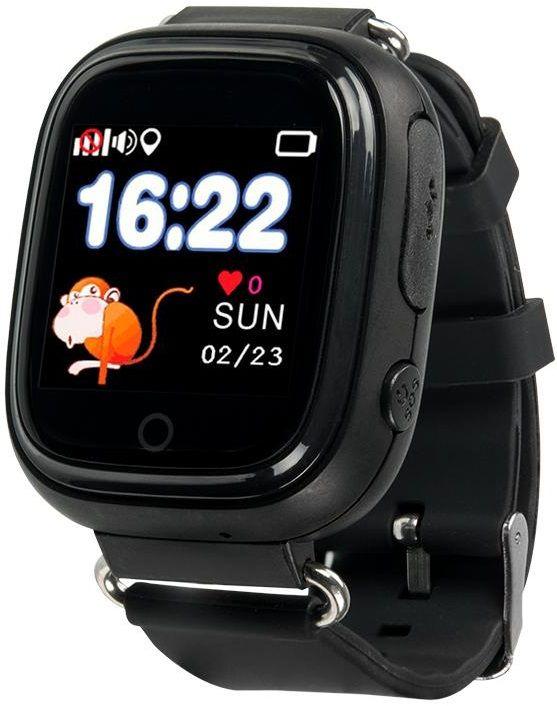 Купить Детские умные часы с GPS-трекером Motto TD-10 (Q150) Black
