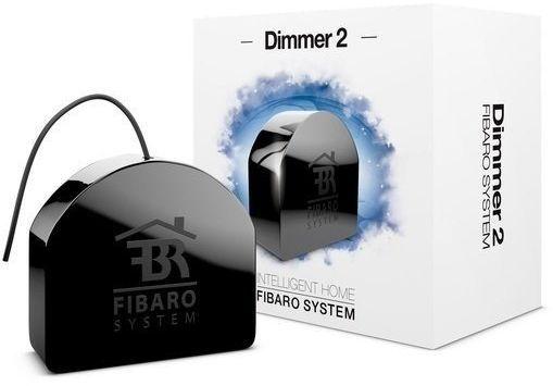 Купить Умные реле и диммеры, Умное реле FIBARO Dimmer 2 Z-Wave (FGD-212) Black
