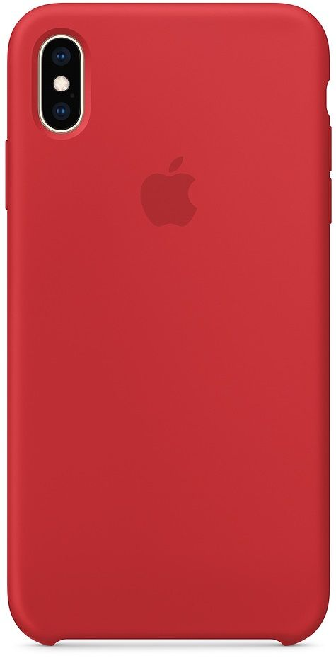 Купить Чехлы для мобильных телефонов, Накладка TPU Original iPhone XS Red, Other