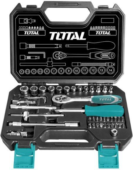 Набор инструментов Total THT141451