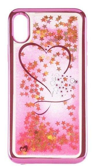Купить Накладка Beckberg Aqua для Xiaomi Redmi Note 5a Prime Hearts Pink