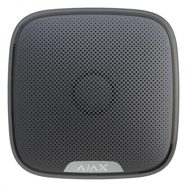 Купить Беспроводная наружная сирена Ajax StreetSiren Black (000001158)