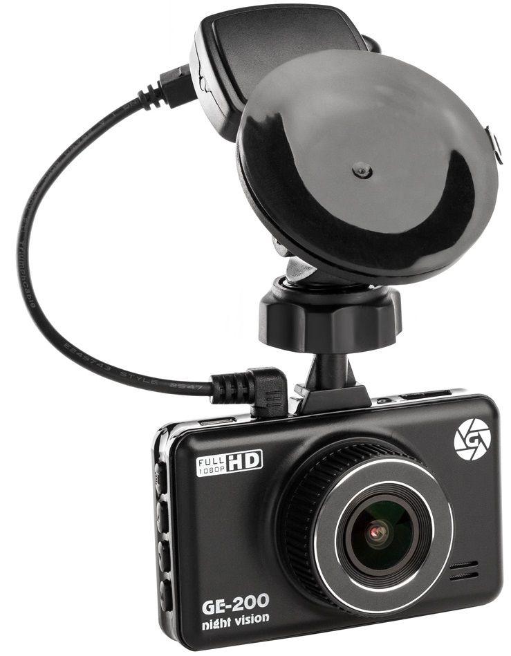 Купить Видеорегистраторы, Видеорегистратор Globex GE-200NV