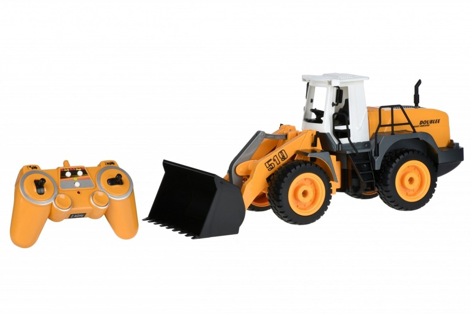 Купить Игрушечные машинки и техника, Машинка на р/у 3 в 1 Same Toy Погрузчик 1:12 (E519-003)