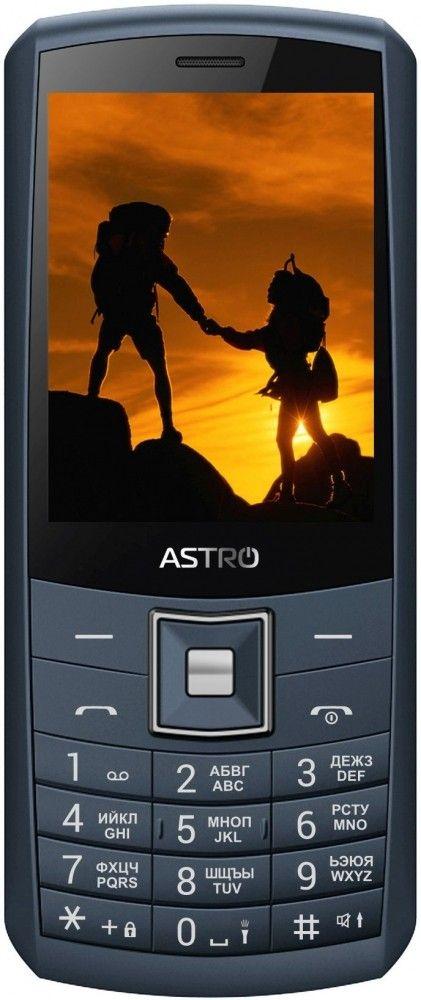 Купить Мобильный телефон Astro A184 Navy