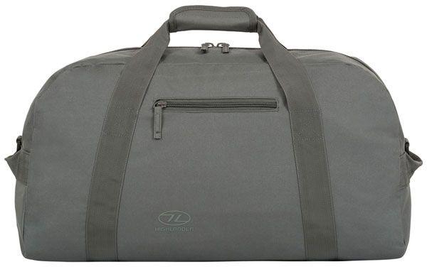 Купить Дорожные сумки и чемоданы, Сумка дорожная Highlander Cargo II 45 60х29х29 см (927535) Grey