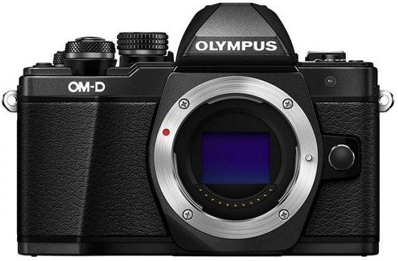 Купить Фотоаппарат Olympus OM-D E-M10 Mark II Body (V207050BE000) Black