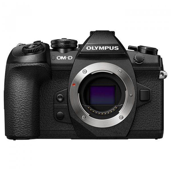 Фотоаппарат Olympus OM-D E-M1 Mark II Body Black (V207060BE000)  - купить со скидкой