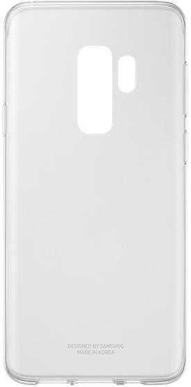 Купить Чехлы для мобильных телефонов, Чехол Samsung Clear Cover для Samsung Galaxy S9+ (EF-QG965TTEGRU) Transparent