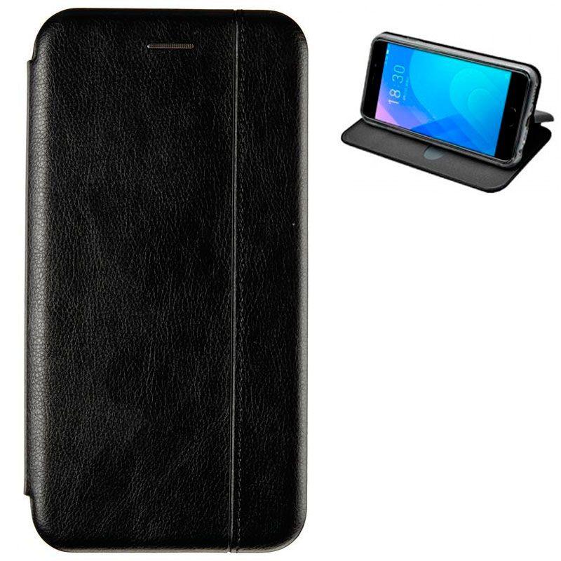 Чехол-книжка Gelius Leather Xiaomi Redmi Note 7 Black