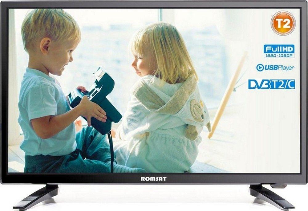 Купить Телевизоры, Телевизор Romsat 22FMC1720T2