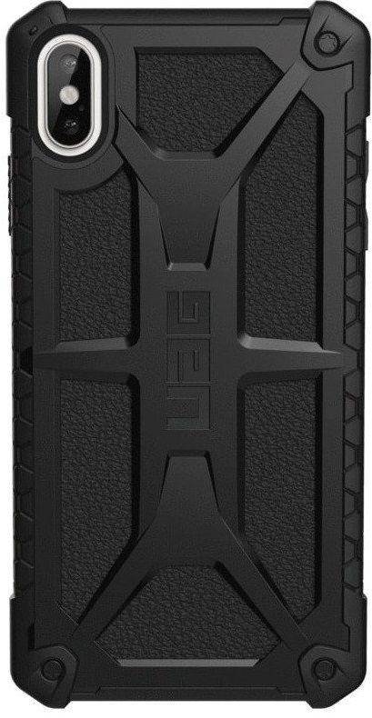 Панель Urban Armor Gear Monarch для Apple iPhone Xs Max (111101114040) Black от Територія твоєї техніки