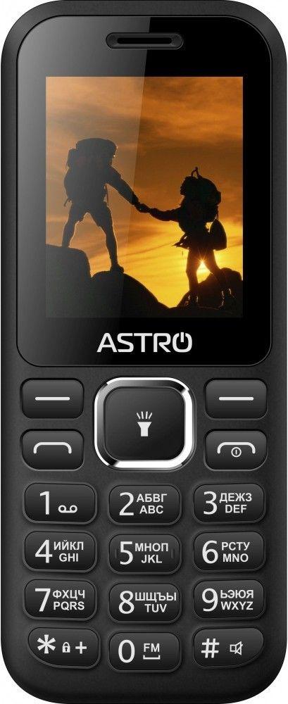 Купить Мобильный телефон Astro A174 Black