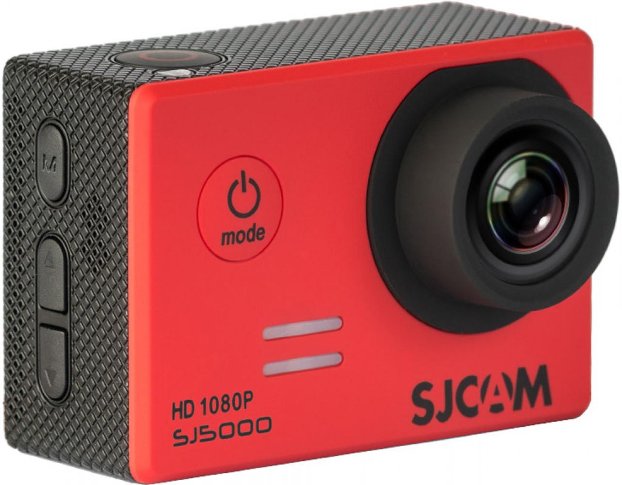 Купить Экшн-камера SJCAM SJ5000 Red