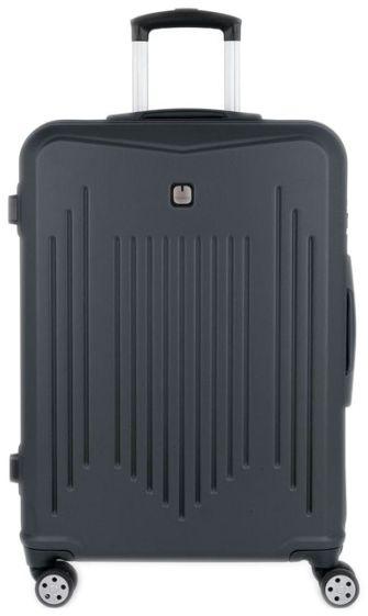 Купить Дорожные сумки и чемоданы, Чемодан на колесах Gabol Clever (M) 61 л (927343) Grey